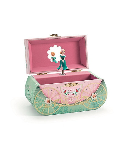 Djeco Carriage Ride Treasure/Music Box
