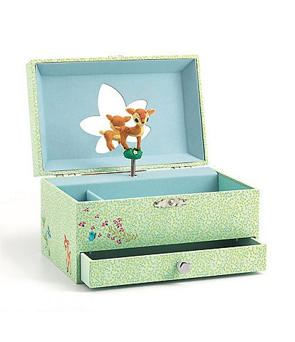 Djeco Fawn Song Treasure/Music Box
