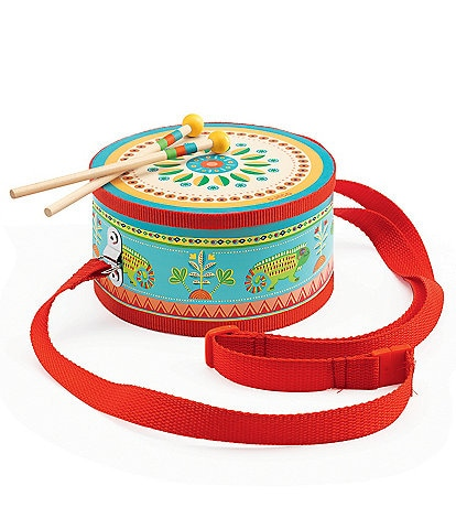 Djeco Instrumental Musical Hand Drum