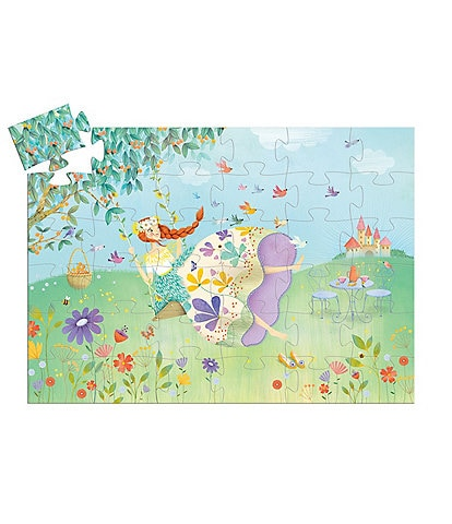 Djeco Spring Princess Puzzle