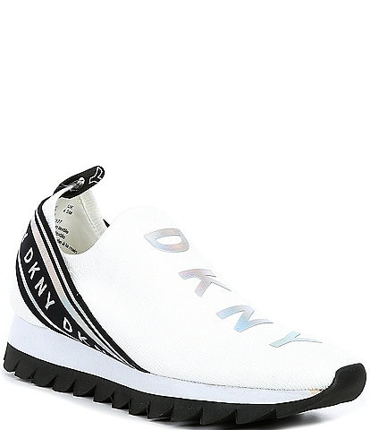 DKNY Annie Signature Logo Detail Sneakers