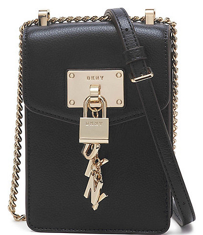 DKNY Elissa North South Crossbody Bag