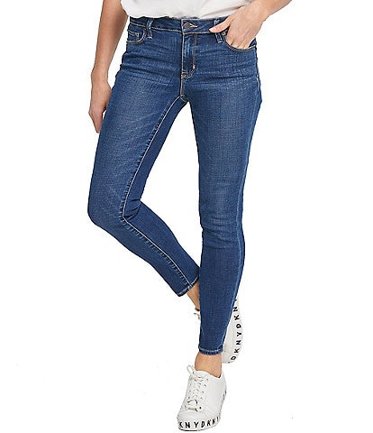 DKNY Jeans Stretch Denim Everywhere Skinny Jeans