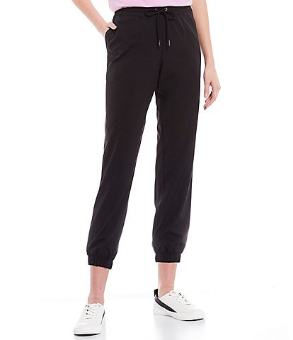 DKNY Sport Pull-On Ankle Joggers