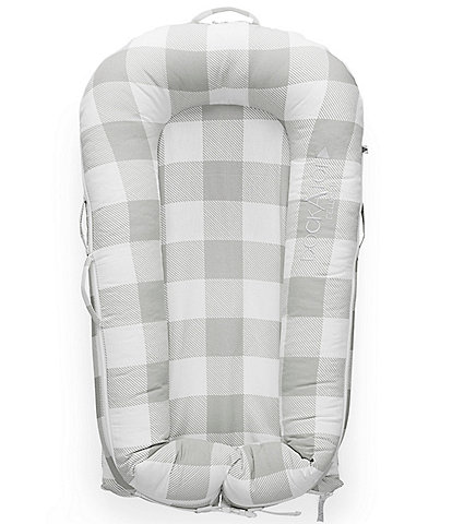 DockATot 0-8 Month Natural Buffalo Deluxe Dock Stage 1