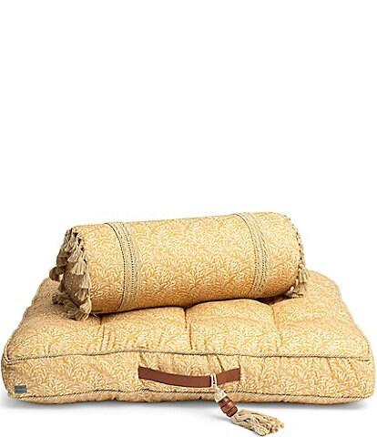 Dockatot Present Tense Floor Cushion - Golden Willow Boughs