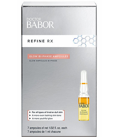 Doctor Babor Refine Rx Glow Bi-Phase Ampoules