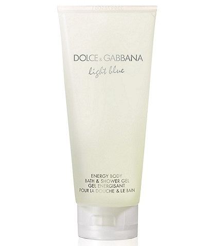 Dolce & Gabbana Light Blue Energy Body Bath & Shower Gel