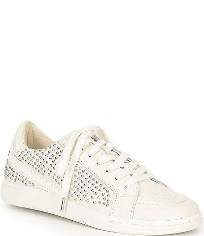 Dolce Vita Nino Studded Leather Sneakers