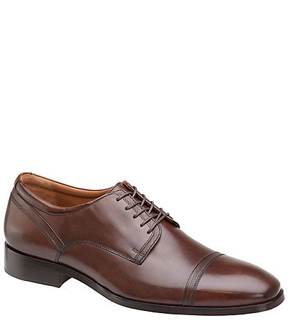 Domani By Johnston & Murphy Armstrong Cap Toe Oxford
