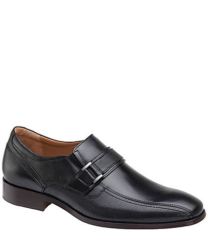 Domani By Johnston & Murphy Armstrong Leather Bit Slip On