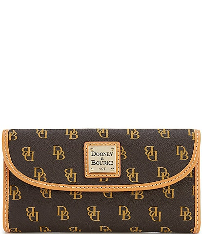 493ae30a06c3 Dooney & Bourke Blakely Collection Continental Clutch