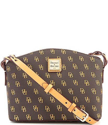 Dooney & Bourke Blakely Collection Penny Signature Crossbody Bag