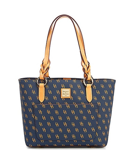 Dooney & Bourke Blakely Collection Small Tammy Magnetic Snap Tote Bag