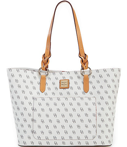 Dooney & Bourke Blakely Collection Signature Tammy Tote Bag