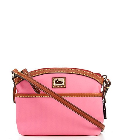 Dooney & Bourke Camden Nylon Collection Camden Come Crossbody Bag