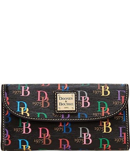 Dooney & Bourke DB75 Multi Collection Continental Clutch