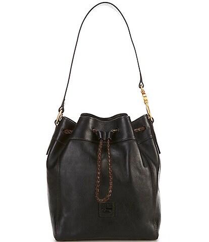 Dooney & Bourke Florentine Collection Hattie Drawstring Bag