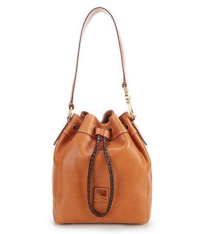 Dooney Bourke Florentine Collection Hattie Drawstring Bag