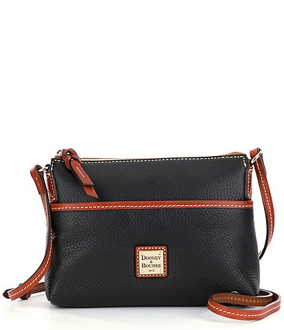 Dooney & Bourke Pebble Collection Ginger Crossbody Bag Pouchette