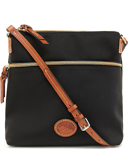 Dooney & Bourke Nylon Cross-Body Colorblock Bag