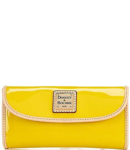 Dooney & Bourke Patent Collection Continental Clutch