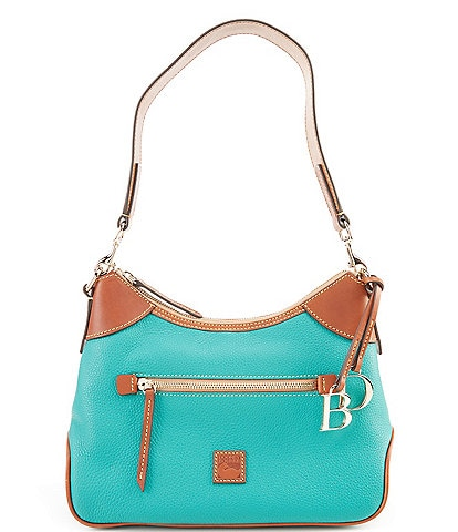 Dooney & Bourke Pebble Collection Hobo Bag