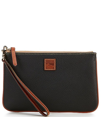 Dooney & Bourke Pebble Collection Large Wristlet
