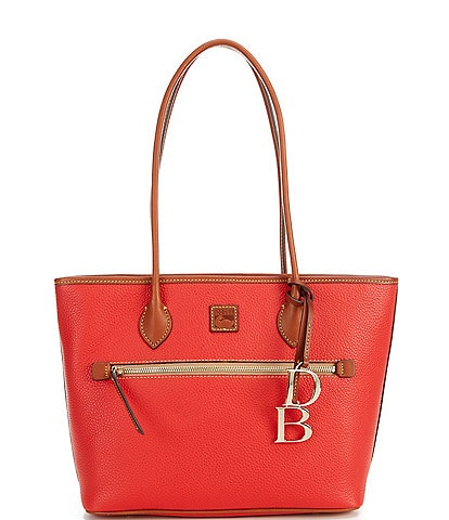 Dooney & Bourke Pebble Collection Leather Tote Bag