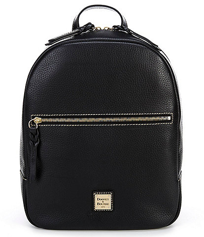 Dooney & Bourke Pebble Collection Ron Leather Medium Backpack