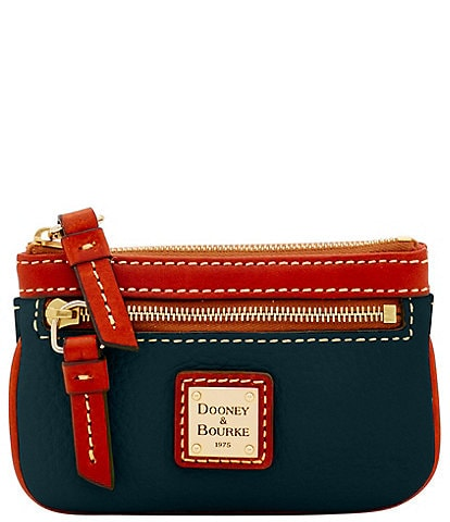 Dooney & Bourke Pebble Collection Small Coin Case