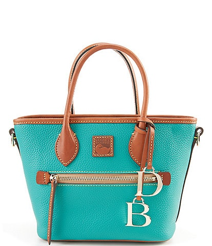 Dooney & Bourke Pebble Collection Small Handle Tote Bag