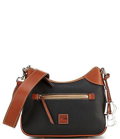 Dooney & Bourke Pebble Collection Small Hobo Bag
