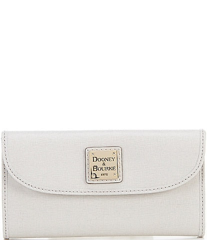 Dooney & Bourke Saffiano Collection Continental Clutch