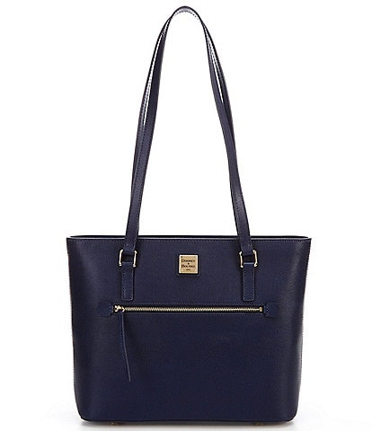 Dooney & Bourke Saffiano Collection Lexington Shopper Tote Bag