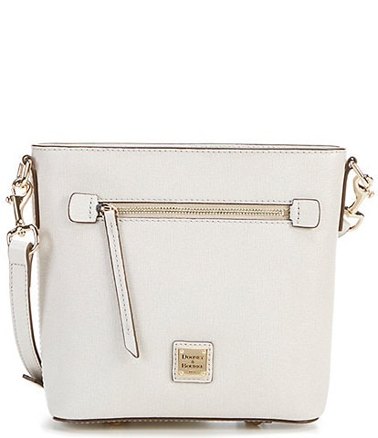 Dooney & Bourke Saffiano Collection Small Lexington Crossbody Bag