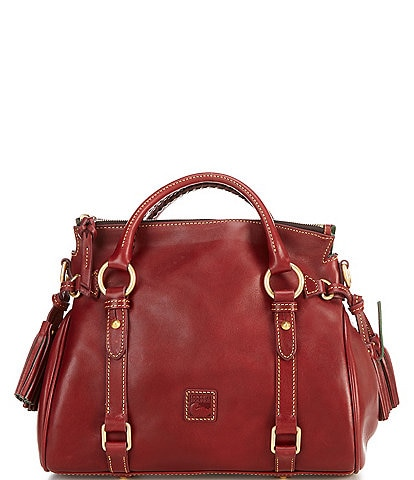 Dooney & Bourke Florentine Collection Small Satchel