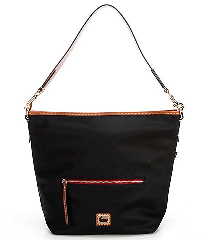Dooney & Bourke Wayfarer Collection Cam Nylon Hobo Bag