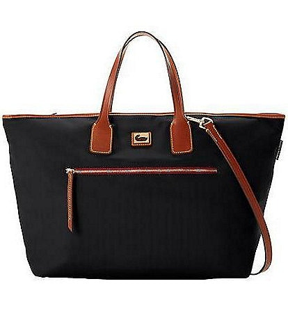 Dooney & Bourke Wayfarer Collection Large Nylon Tote Bag