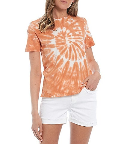 Double Zero Tie-Dye Short Sleeve Tee