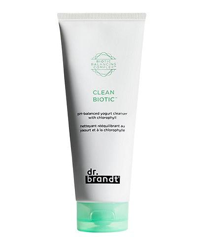 Dr. Brandt Clean Biotic pH-Balanced Yogurt Cleanser with Chlorophyll