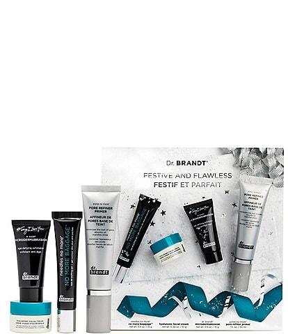 Dr. Brandt Festive and Flawless Gift Set