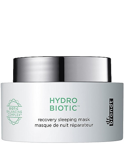 Dr. Brandt Hydro Biotic Recovery Sleeping Face Mask Treatment