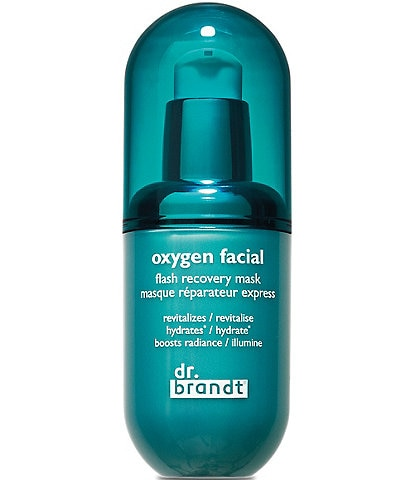 Dr. Brandt Oxygen Facial Flash Recovery Treatment Mask