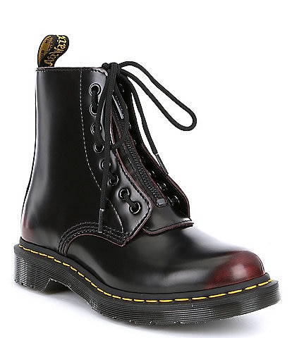 Dr. Martens 1460 Pascal Leather Combat Boots