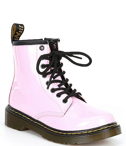 Dr. Martens Girls' 1460 Patent Leather Boots (Youth)
