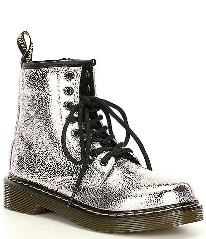 Dr. Martens Girls' 1460 Boots (Toddler)