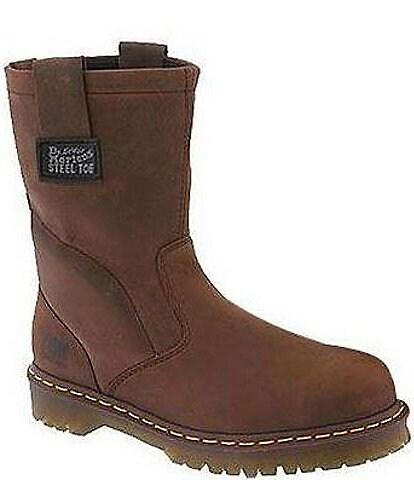 Dr. Martens Men's Industrial Steel-Toe Work Boots