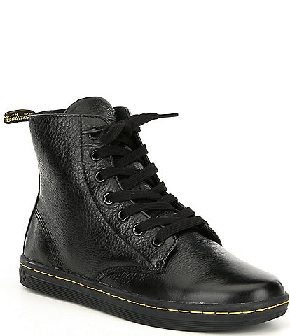 Dr. Martens Leyton 7-Eye Booties