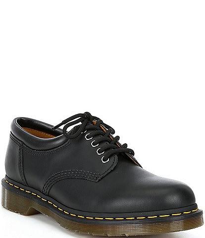 Dr. Martens Men's 8053 Leather Lace-Up Oxfords